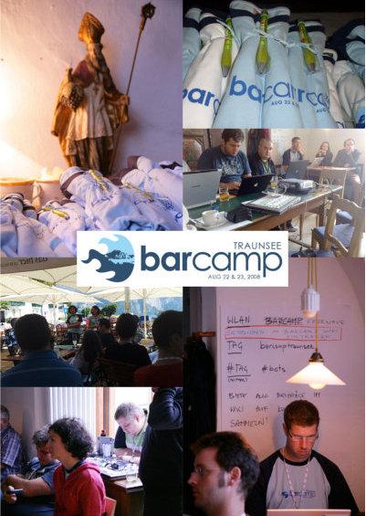 Jana Herwig's Impressions zu Barcamp Traunsee 2008