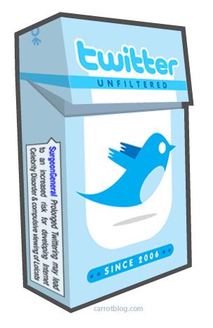 Twitter addictive