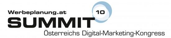 Werbeplanung Summit09 Logo