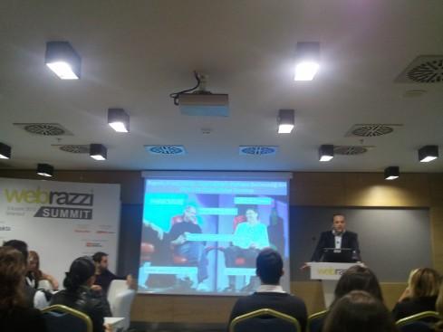 Yüce Zerey Webrazzi Summit 2010