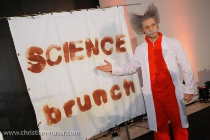 Aula der Wissenschaften Science goes public